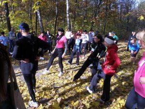 Women's Run- trening