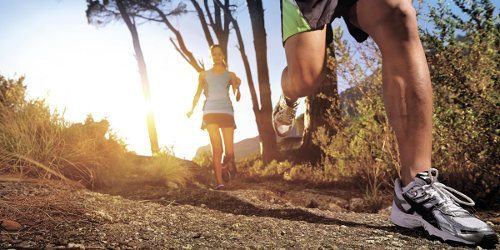 bieganie na ścieżce