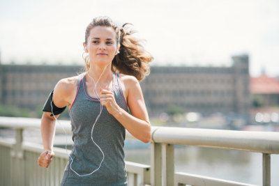 biegaczka trening