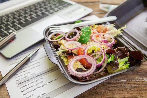 dieta pudełkowa w biurze